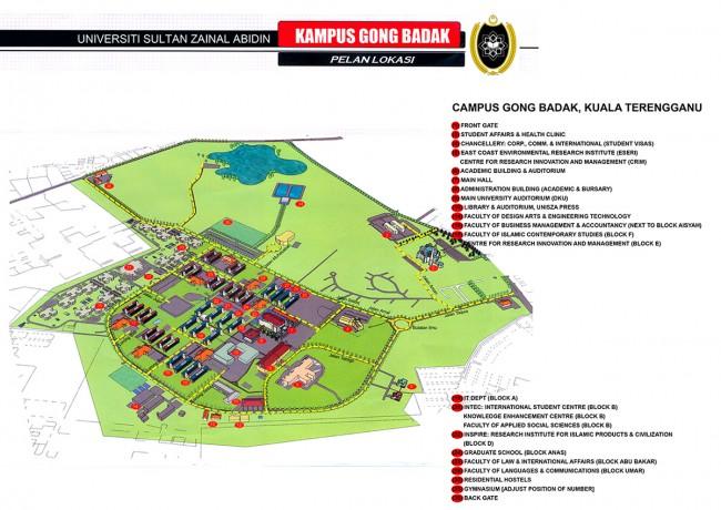 Gong-Badak-Campus